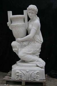 STONE ART -  - Statue