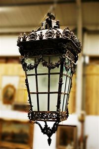 Nord Antique & Tanchis - lanterne d'intérieur - Laterne