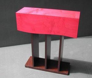Paul Hoffmann -  - Konsolentisch