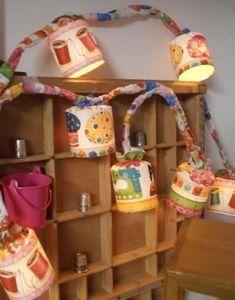 Isa kit création -  - Girlande Kindern