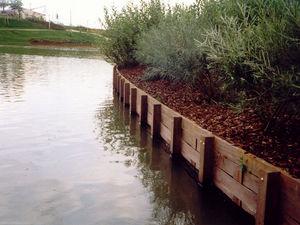 PROSBOIS -  - Uferbegrenzung