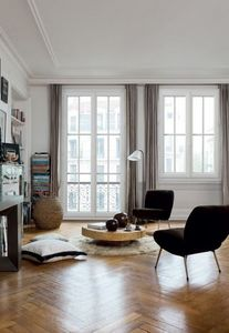 Grosfillex fenêtres - pvc alta - 2 Flügel Fenster
