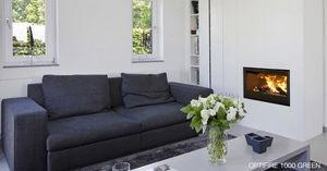 Bodart & Gonay - optifire design - Geschlossener Kamin