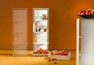 TEEBOOKS - 4vb - Küchenregal