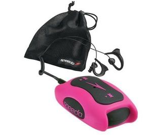 SPEEDO - lecteur mp3 speedo aquabeat 1 go rose - Mp3