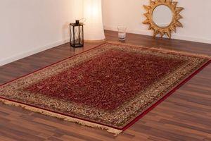 NAZAR - tapis kashmir 70x240 red - Traditioneller Teppich