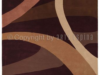 Arte Espina - tapis design brownies line - Moderner Teppich