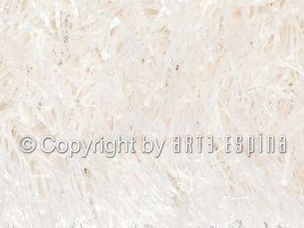Arte Espina - tapis design lounge blanc - Moderner Teppich