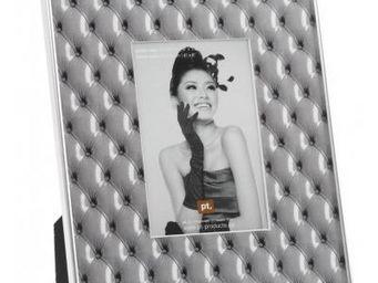 Present Time - cadre photo chesterfield gris - Fotorahmen