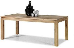 INWOOD - table repas nevada en acacia 160x90x77cm - Rechteckiger Esstisch