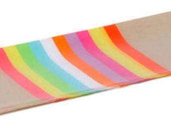 Artiga - plat à cake mauleon fluo - Tablett