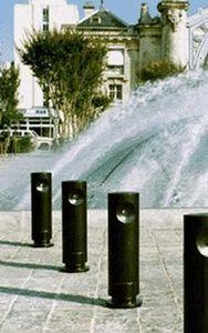 Concept Urbain -  - Parkplatz Pfosten