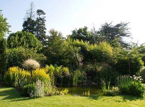 ERIC LEQUERTIER -  - Landschaftsgarten