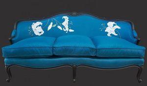 AURORE HETIER -  - Sofa 2 Sitzer