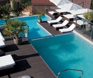 Carre Bleu -  - Traditioneller Swimmingpool