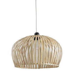 AUBRY GASPARD - abat jour en bambou - Deckenlampe Hängelampe