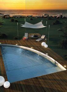 Aquilus Piscines - spi - Traditioneller Swimmingpool