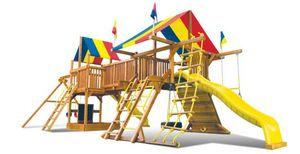 RAINBOW PLAY SYSTEMS -  - Spielplatz