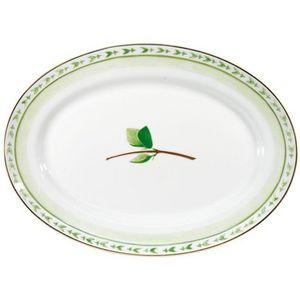 Raynaud - verdures - Ovale Schale