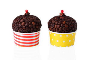 ROSSO CUORE - coppette gelato al caffè - Raumparfum