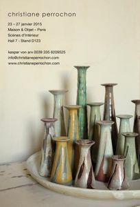 Christiane Perrochon -  - Kerzenständer