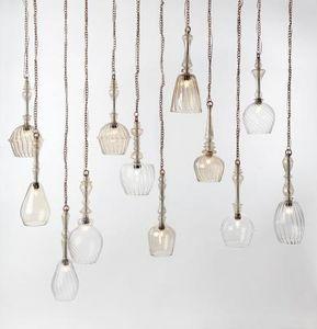 KELOS HANDMADE GLASS -  - Deckenlampe Hängelampe