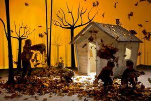 MOOSE LES CABANES -  - Kindergartenhaus