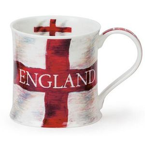 Dunoon - st george's flag - Mug