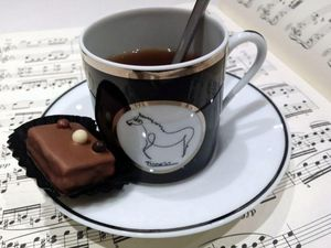 MARC DE LADOUCETTE PARIS -  - Kaffeetasse
