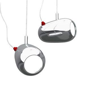 Marzais Creations - kingston - suspension chrome l15cm | suspension ma - Deckenlampe Hängelampe