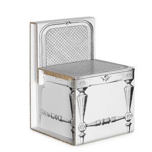 Corvasce Design - sedia in cartone luigi xvi - Stuhl