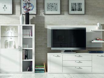 Atylia - meuble tv led - Hifi Möbel