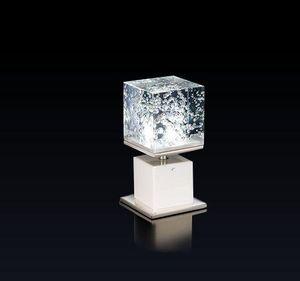 Kolk Design - k pyra quadra bubbles - Tischlampen