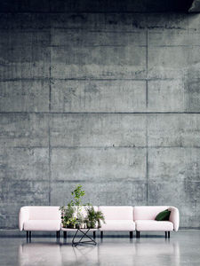 SOFTLINE -  - Sofa 4 Sitzer