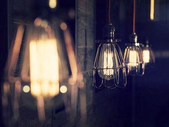 COMPAGNIE DES AMPOULES A FILAMENT -  - Deckenlampe Hängelampe
