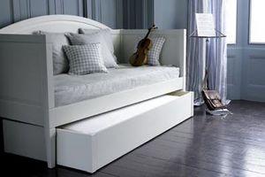 Leporello - day beds - Bett Mit Bettkasten