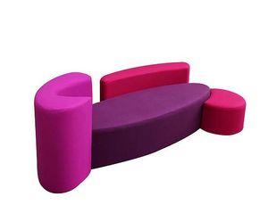 FRED H DESIGN - __ôze - Sofa 2 Sitzer