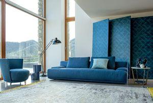 ALBERTA - bruce - Sofa 2 Sitzer