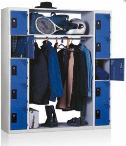 EVP - vestiaire penderie - Büro Garderobe