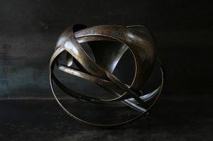ELIE HIRSCH - bague nenuphar - Skulptur