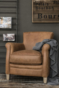 IB Laursen - armchair - Sessel