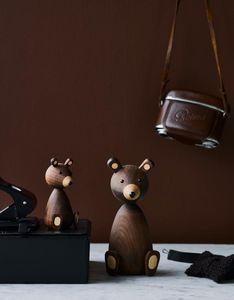 LUCIE KAAS - bear - Holzspiel