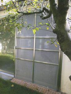 Er2m -  - Schiebeglasfensterfront
