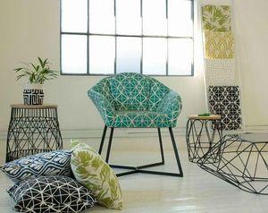 INDIGI DESIGNS -  - Sitzmöbel Stoff