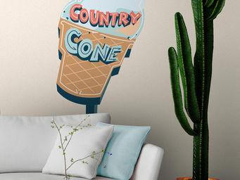 PAPERMINT - d�cor ice cream - Tapete
