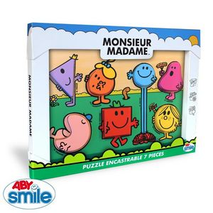 ABY SMILE -  - Kinderpuzzle