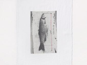 SERIE LIMITE LOUISE - le poisson - Geschirrhandtuch