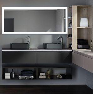 Sanijura - halo - Badezimmermöbel