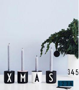 DESIGN LETTERS -  - Weihnachtskerzenständer