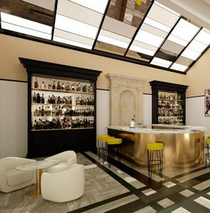 CHARLES ZANA -  - Ideen: Bars & Hotelbars